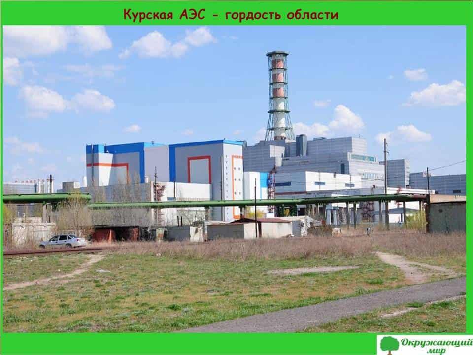 Курская АЭС - гордость области