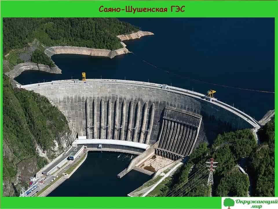 Саяно-Шушинская ГЭС