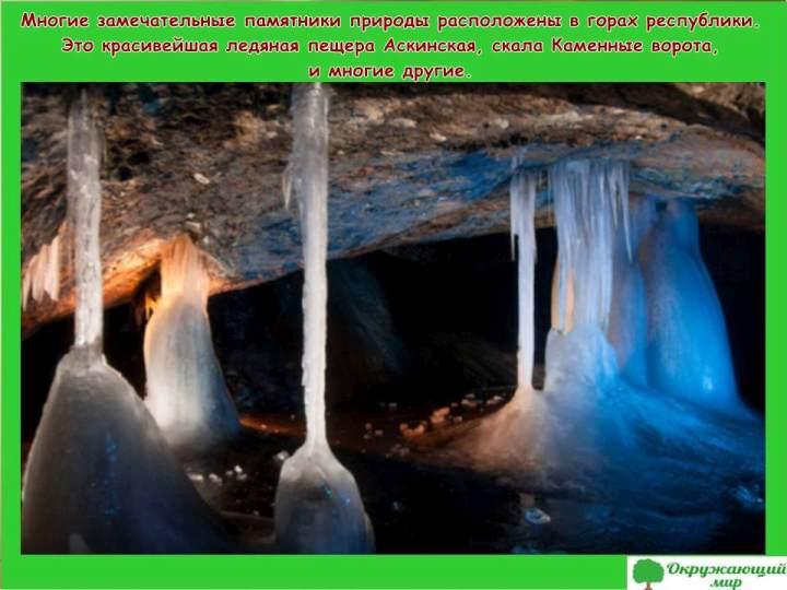 Пещеры Башкортстана