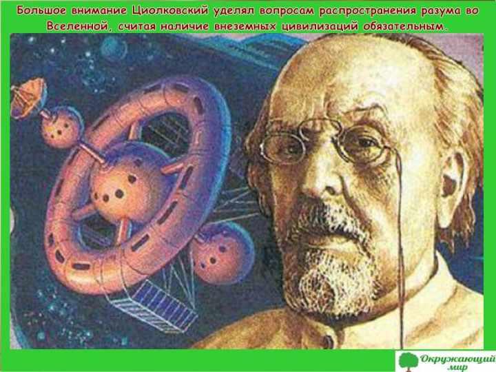 Внеземные цивилизации и космический разум