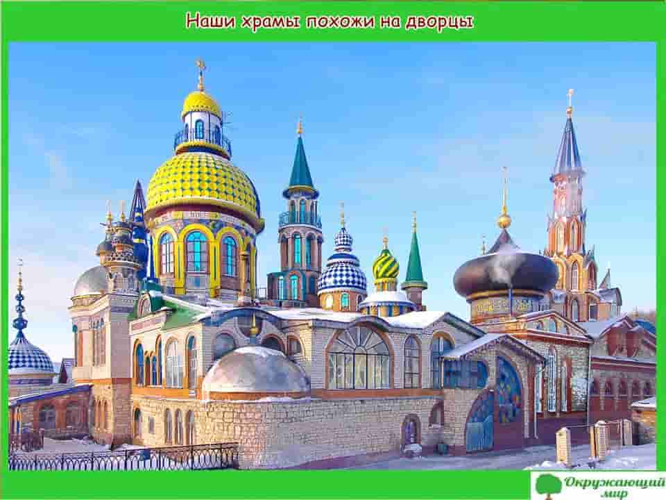 Храмы Казани