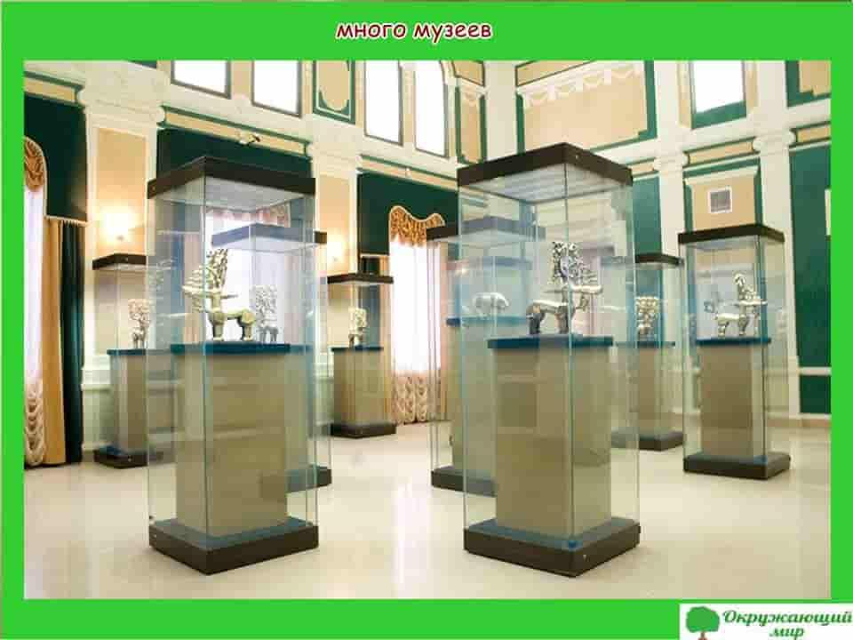 Музеи Уфы