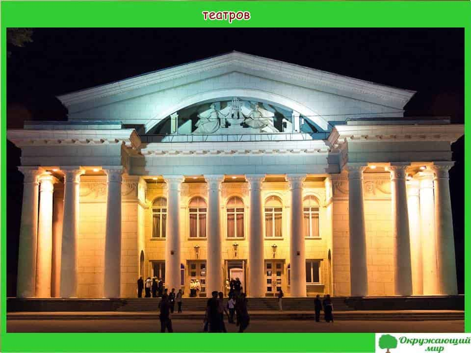 Театры Саратова