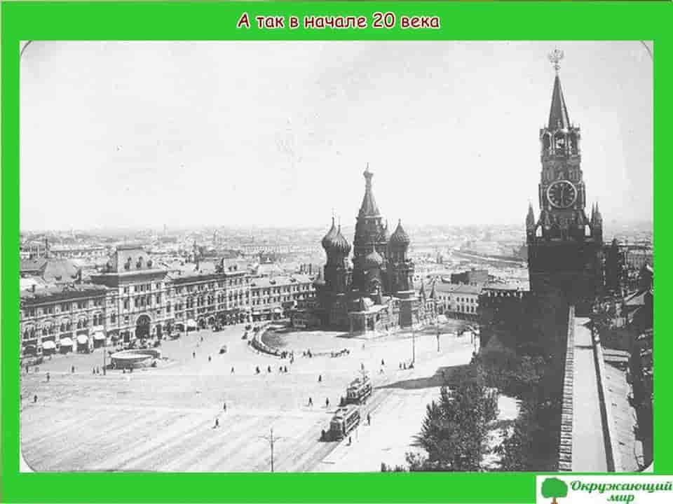 Москва в начале 20 века