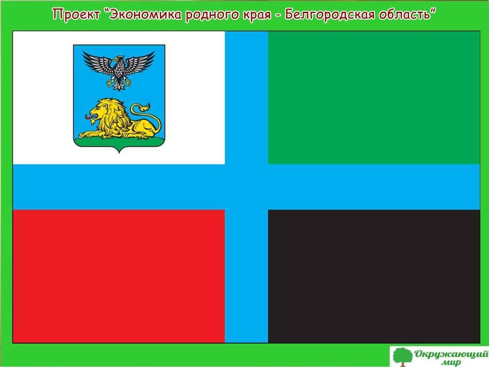 Проект Экономика Белгородской области