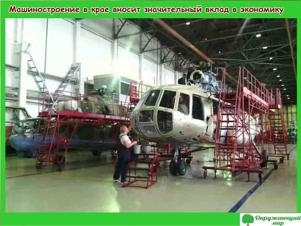 Машиностроение Забайкальского края