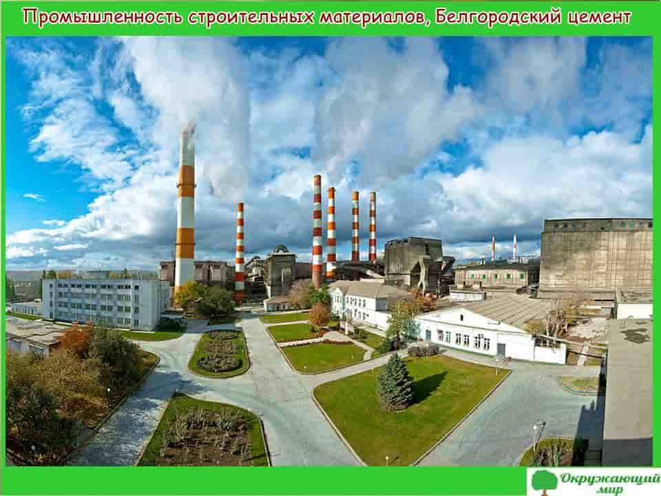 Промышленность Белгородской области