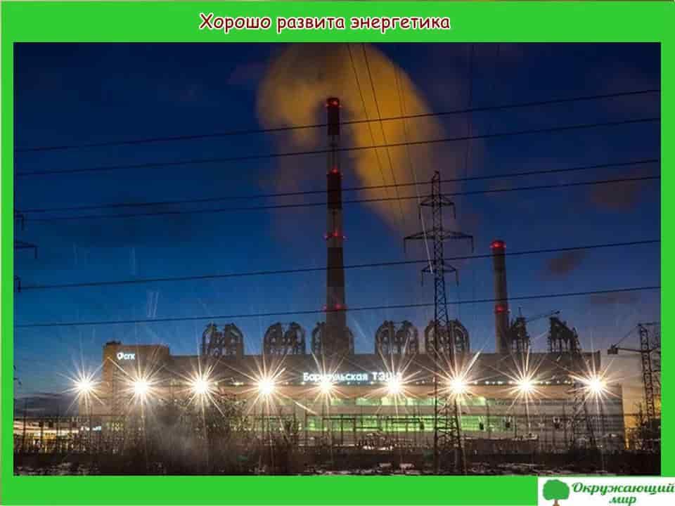 Энергетика Алтайского края