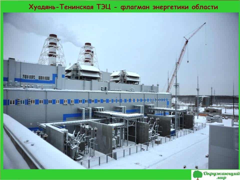 ТЭЦ в Ярославской области