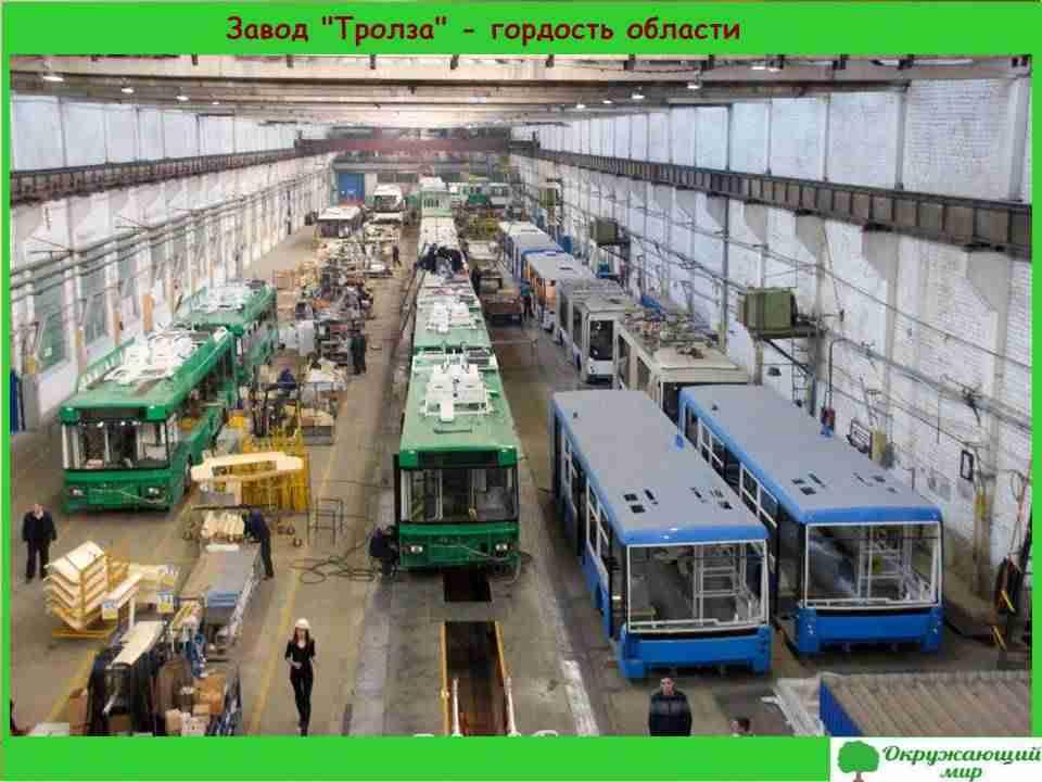 10. Завод Тролза - гордость Якутии