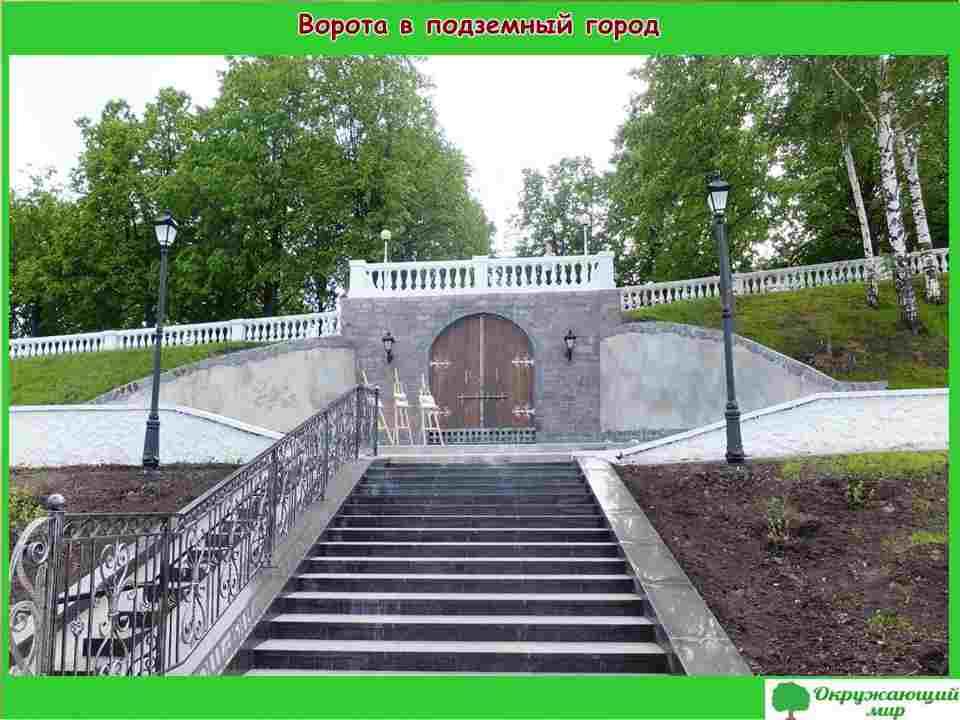"""Проект """"Мой родной город Чебоксары"""" 2 класс"""